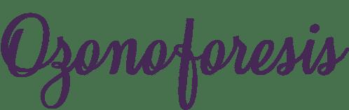 Ozonoforesis