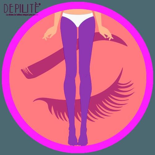 depilación láser en piernas completas mujer