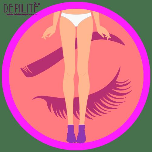 depilación láser en pies mujer